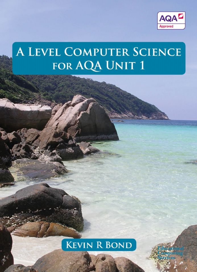 A Level Computer Science for AQA Unit 1 PDF Institution licence